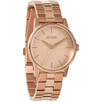 Nixon The Small Kensington Watch - All Rose Gold