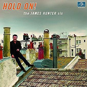 James seks Hunter - Hold på [CD] USA import