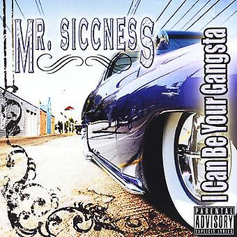 Pan Siccness - I importu USA może być Twoja Gangsta [CD]
