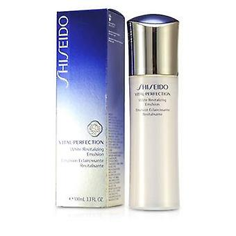 Shiseido Vital-Perfektion White belebende Emulsion - 100ml / 3.3 oz
