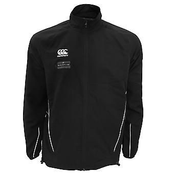 Canterbury Mens Team Athletic Water Resistant Track Jacket