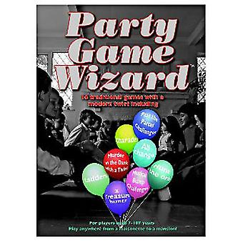 Party Game Wizard, Volume 1