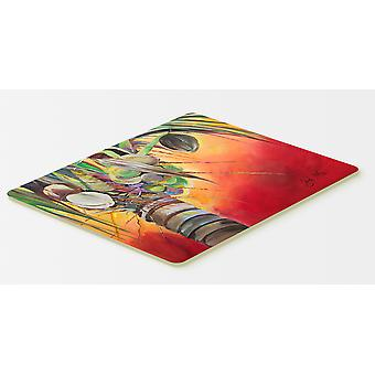 Sunset on the Coconut Tree Kitchen or Bath Mat 20x30