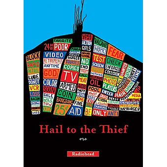 Radiohead - Hail to the Thief Poster Poster Print