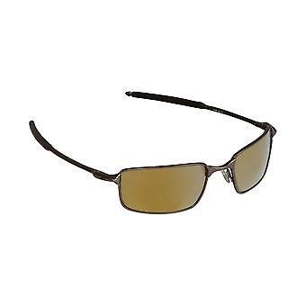 Best SEEK Replacement Lenses for Oakley SQUARE WIRE (2006) Brown Gold Mirror