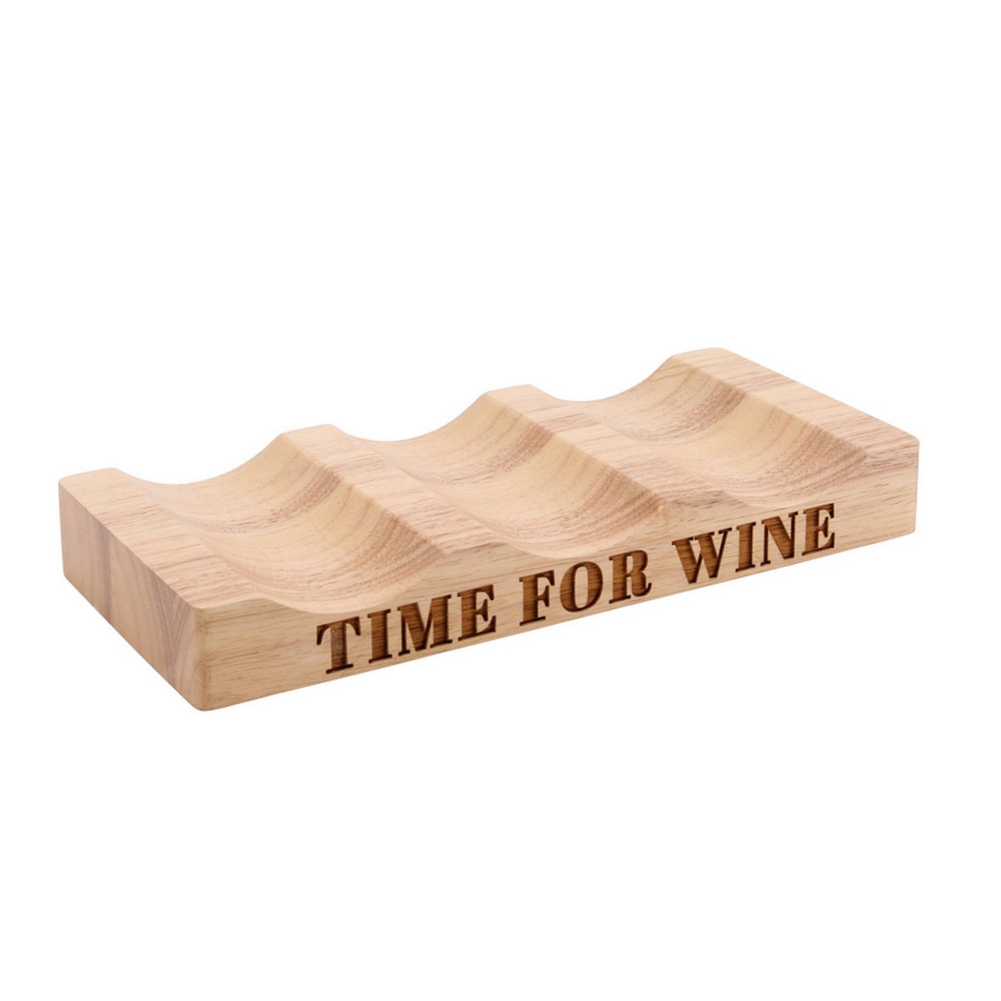CGB gaveartikler Loft tid For vin flaskeholder