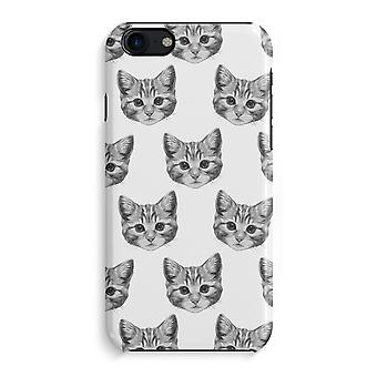iPhone 7 Full Print Case - Kitten