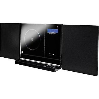Audio system Dual Vertical 200 AUX, CD, SD, FM, USB, Wall mount brackets 2 x 5