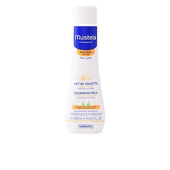 Mustela Bb Cleansing Milk Ps 200ml Unisex New Sealed Boxed