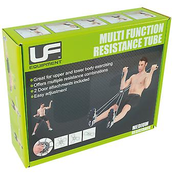 UFE Multi Function Resistance Tube Band Handles Light