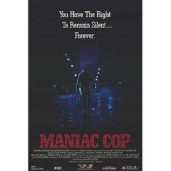 Maniac Cop Movie Poster (11 x 17)