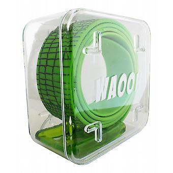 Waooh - Ceinture Plastique Waooh Vert/Noir