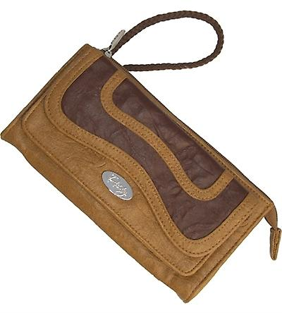 Gusto Faux Leather Wallet