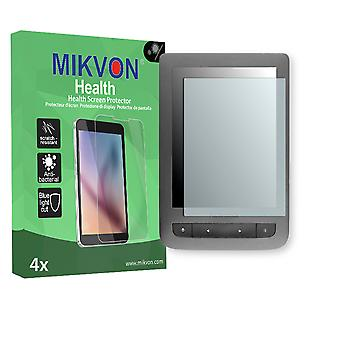 PocketBook Touch Lux 3 Screen Protector - Mikvon Health (Retail Package with accessories)