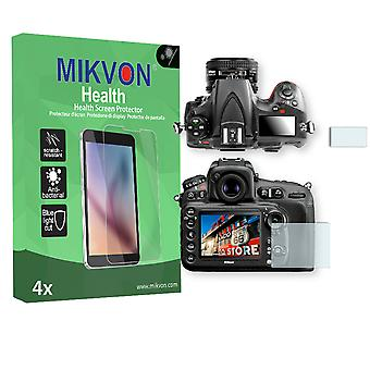 Nikon D810 Screen Protector - Mikvon Health (Retail Package with accessories)