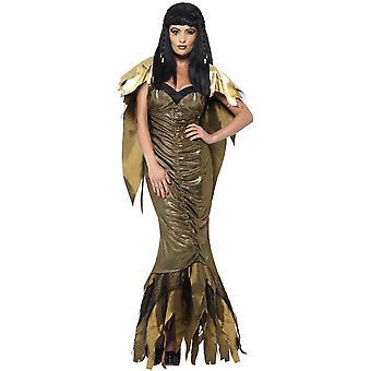 Kvinnor kostymer Cleopatra kostym