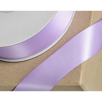 6mm Lilac Satin Ribbon for Crafts - 25m   Ribbons & Bows for Crafts
