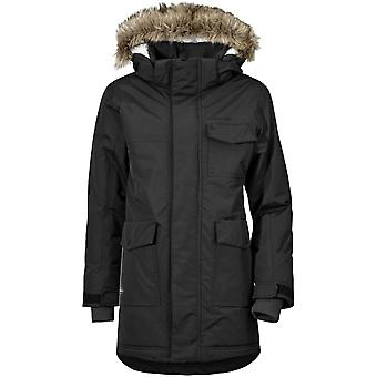 Didriksons Boy's Matt  Parka - Black