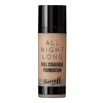 Barry M All Night Long Full Coverage Foundation - Dulce De Leche