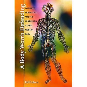 En krop værd at forsvare - immunitet - Biopolitik- og apoteose o