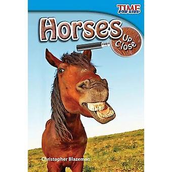 Hästar på nära håll av Christopher Blazeman - 9781433336171 bok