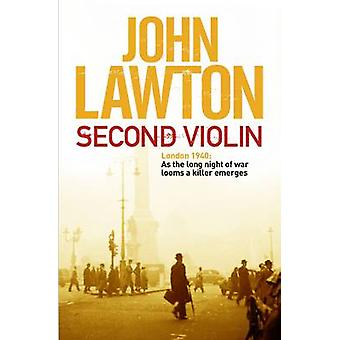 Second Violin (Main) by John Lawton - 9781611855869 Book