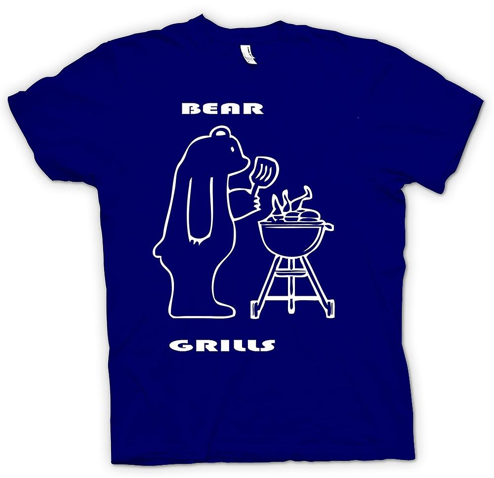 T-shirt Mens - Orso Grills - Quote