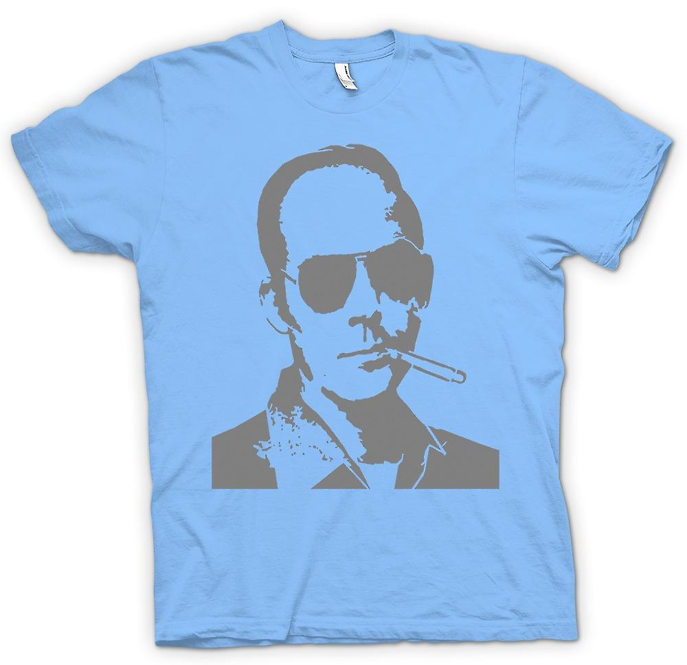 Mens T-shirt - Hunter S Thompson Fear And Loathing