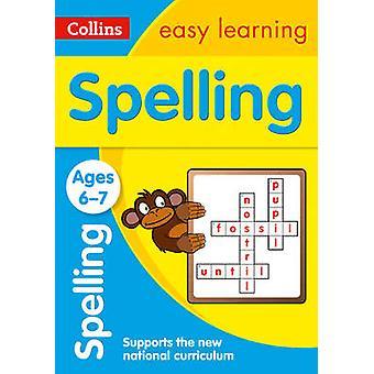 Ortografia idades 6-7 por Collins fácil aprendizagem - Karina Law - 97800081344