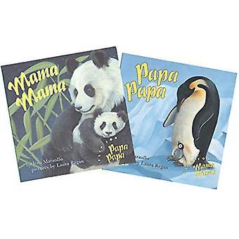 Mama Mama/Papa Papa (Flip Board Books (HarperFestival))