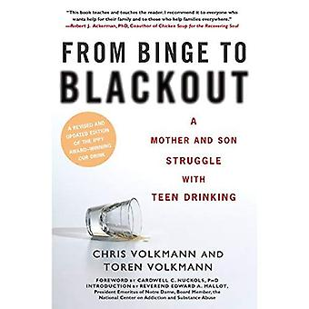 From Binge to Blackout: A Mother and Son Struggle with Teen Drinking