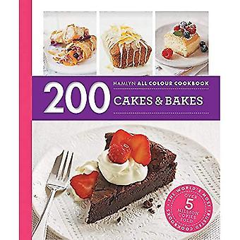 Hamlyn All färg Cookery: 200 kakor & bakar: Hamlyn All färg kokbok - Hamlyn All färg Cookery
