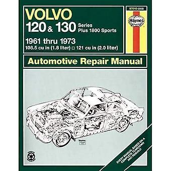 Volvo 120 en 130 serie Workshop handleiding (klassieke herdruk serie: Eigenaarshandleiding voor de Workshop)