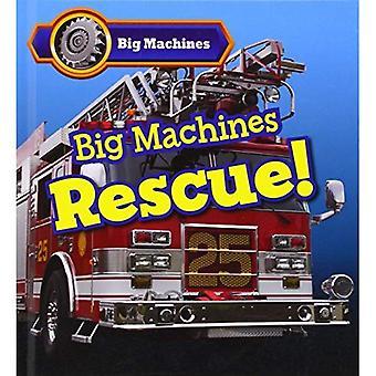 Resgate de grandes máquinas!