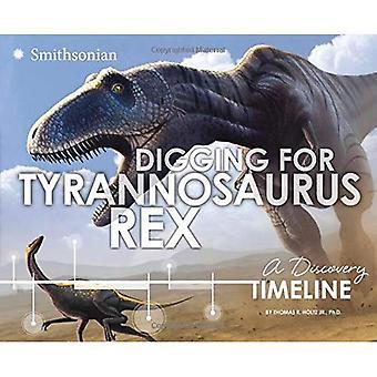 Grave for Tyrannosaurus Rex: en Discovery tidslinje (Dinosaur Discovery tidslinjer)