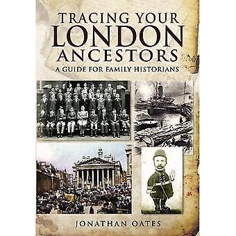 Spuren Ihrer Vorfahren in London: Ein Leitfaden für Familienforschern