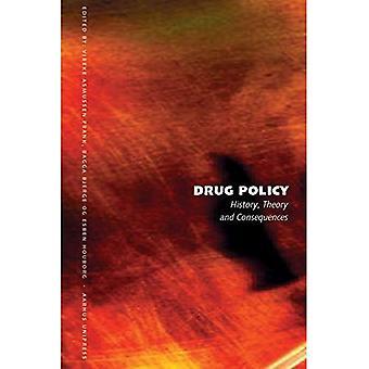 Narkotikapolitiken: Historia, teori och konsekvenser (exempel från Danmark och USA)