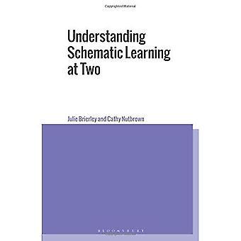 Verständnis der schematischen lernen an zwei