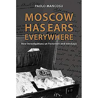Moscow has Ears Everywhere:� New Investigations on Pasternak and Ivinskaya