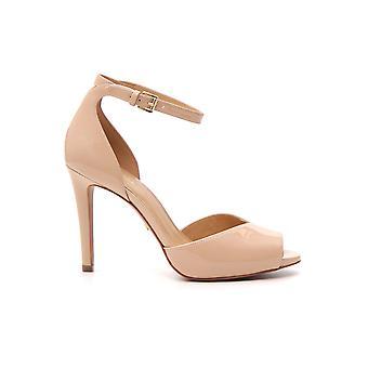 Michael Kors Pink Leather Sandals