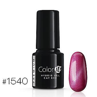 Gel Polish-Color IT Premium-Cat Eye-* 1540 UV gel/LED