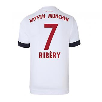 2015-16 Bayern Munich Away Shirt (Ribery 10) - Kids