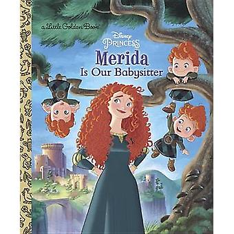 Merida Is Our Babysitter by Apple Jordan - Mario Cortes - Meritxell A