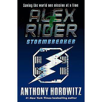 Stormbreaker by Anthony Horowitz - 9781417753055 Book