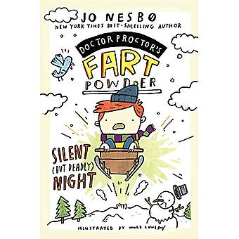 Silent (But Deadly) Night by Jo Nesbo - 9781534409996 Book