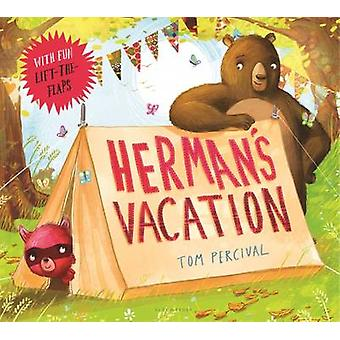Herman's Vacation by Tom Percival - 9781619639904 Book