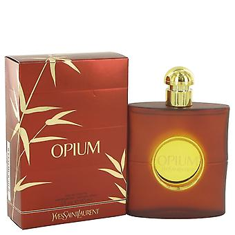 OPIUM av Yves Saint Laurent Eau De Toilette Spray (ny emballasje) 3 oz/90 ml (kvinner)