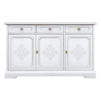 Dresser 3 Doors and 3 drawers