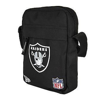 New Era NFL Side Bag ~ Oakland Raiders