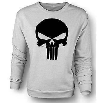 Mens Sweatshirt Logo Punisher - Vigilante